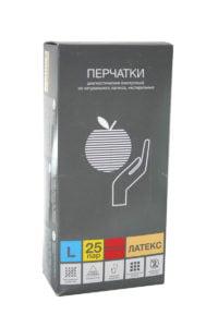 Перчатки  неопуд пов. прочн. L Benovy(25пар) /250/ High risk