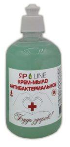 Жидкое крем-мыло Яр Line