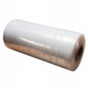 Стретч-пленка (15 кг.нетто) Машинная вторичка 500 мм. 23 мкр