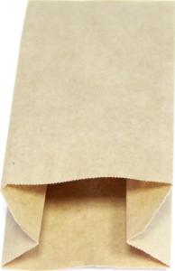 Пакет бум. беж. 80*275*50 ж/с пергамент 52г. (шаурма)/1000/У