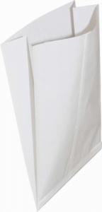 Пакет бум. бел. 200*330*90  45г (хлеб кирпич)/2000/У