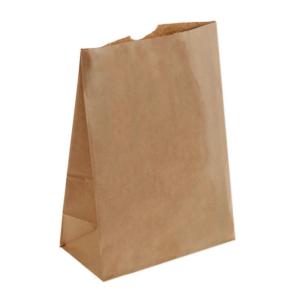 Пакет бум. 22*29*12см коричневый (100/1000)