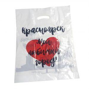 Пакет Красноярск ПВД 38*48 55мкм